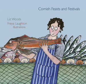 Cornish Feasts and Festivals front cover image for web