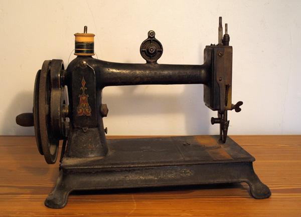davis vertical feed sewing machine