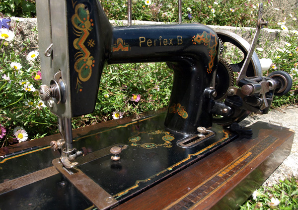 sewing machine Perfex B after 1