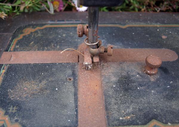 sewing machine Perfex B before 2
