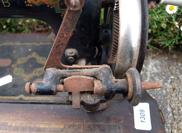 sewing machine Perfex B before 3